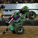 Grave Digger Monster Jam Vancouver