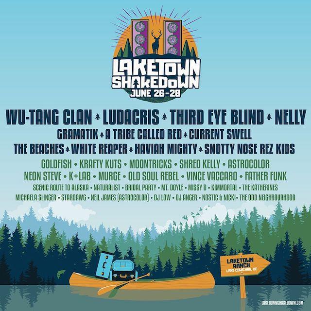 Laketown Shakedown 2020