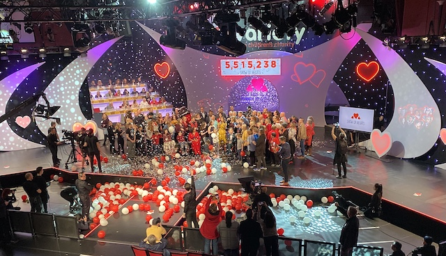 Show of Hearts Telethon Raised Over $5.5 Million