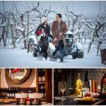 The View Winery Snowshoe Fondue