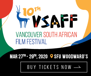 Vancouver South African Film Fest