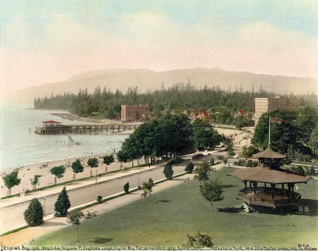 1916-EnglishBay-VancouverArchives