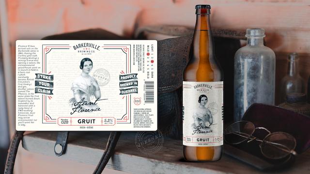 Barkerville's Aunt Florence PMS Beer