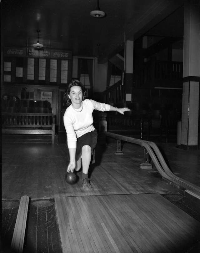 BC Telethon Worker Bowling Tournament 1945