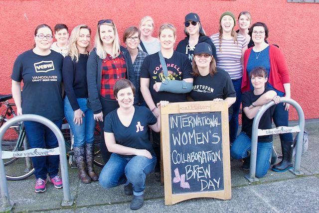Callister Brewing - International Women's Day