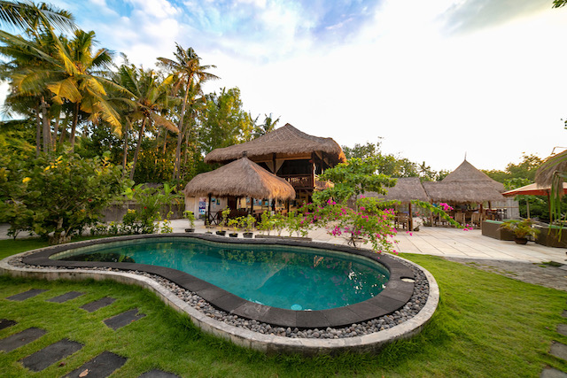 Ceningan Resort - Ceningan Divers