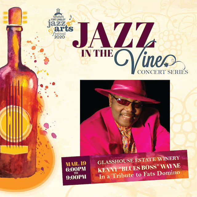 Jazz in the Vines Kenny