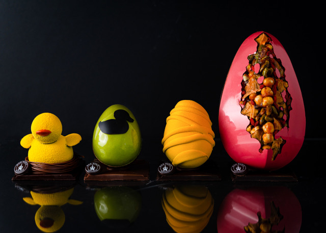 Mon Paris Patisserie Easter Collection. Photo Credit Nora Hamade