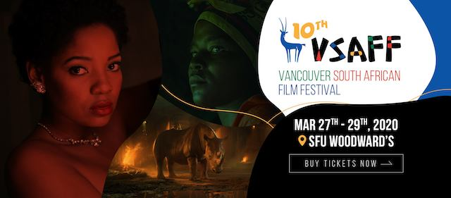 Vancouver South African Film Festival 2020