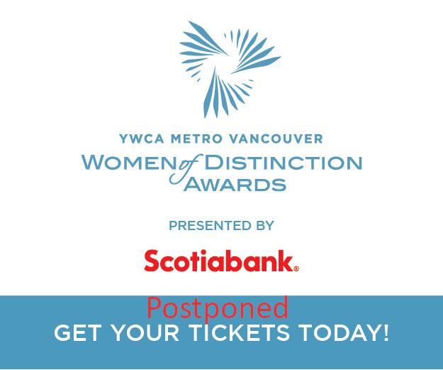 YWCA Women of Distinction Awards