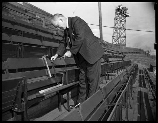 1948 - Bob Brown, Vancouver's Mr Baseball