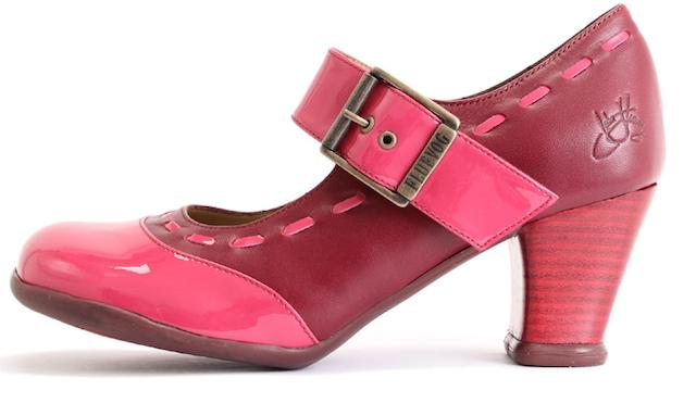 Fluevog Creates Dr Bonnie Henry Shoe for Foodbanks BC