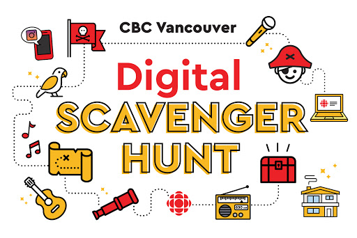 Join the CBC Vancouver Digital Scavenger Hunt