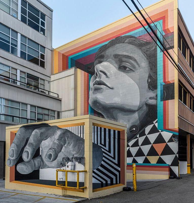 Mural by Medianeras