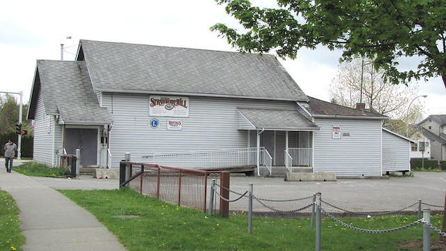Strawberry Hill Farmers Institute - Hall