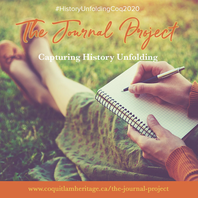 The Journal Project - Coquitlam Heritage