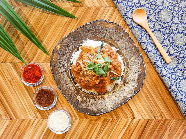 Urban Tadka's Chicken Korma