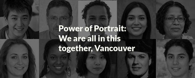 Power of Portrait Vancouver
