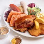 Deutsches Haus (Alpen Club) Feast for Two