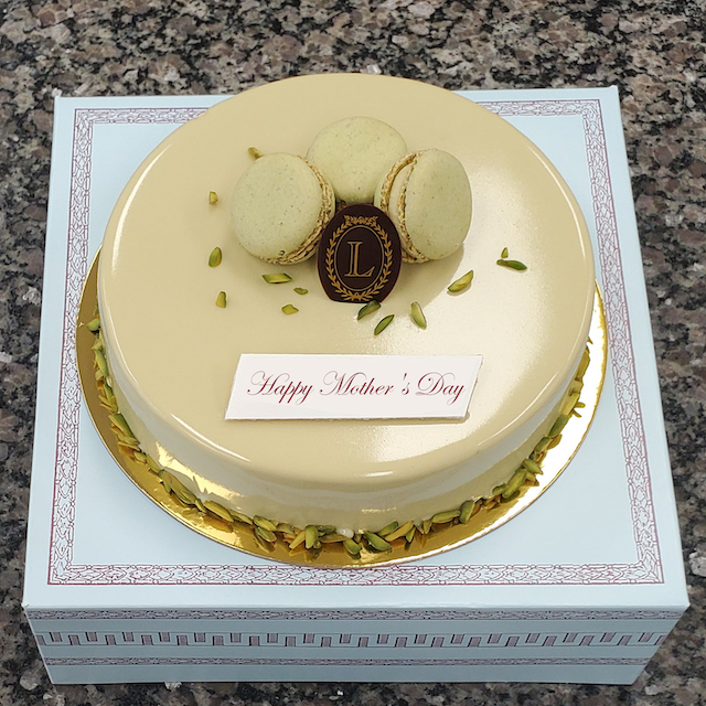 Cake from Ladurée