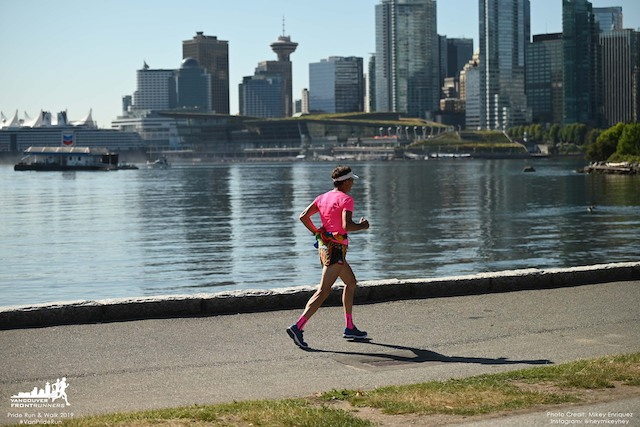 Vancouver Frontrunners Pride Run Image