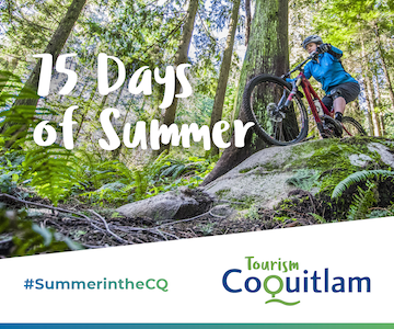 Summer in Coquitlam July 2020