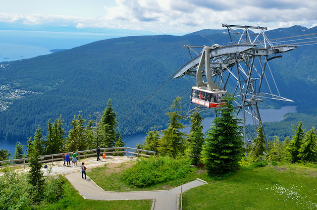 Grouse Mountain SkyRide - The Vancouver Guy on Flickr