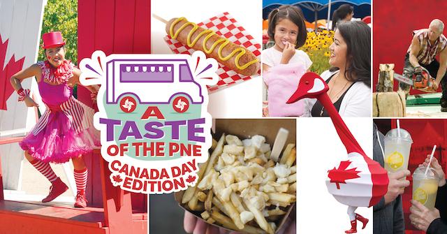 PNE Canada Day 2020