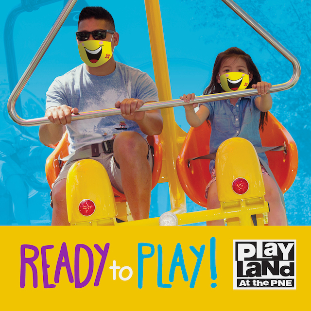 Playland Face Coverings