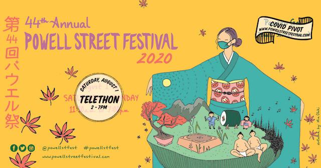 Powell Street Festival Telethon