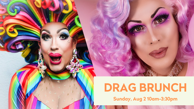 Drag Brunch - Event Cover