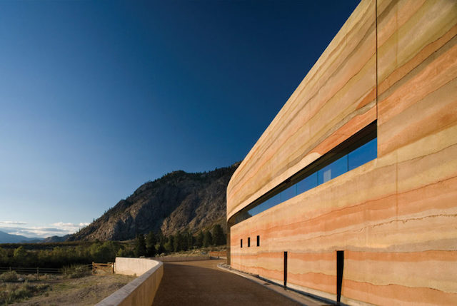 4 Indigenous Cultural Centres to Visit in BC - Nk'Mip Desert Cultural Centre Facebook