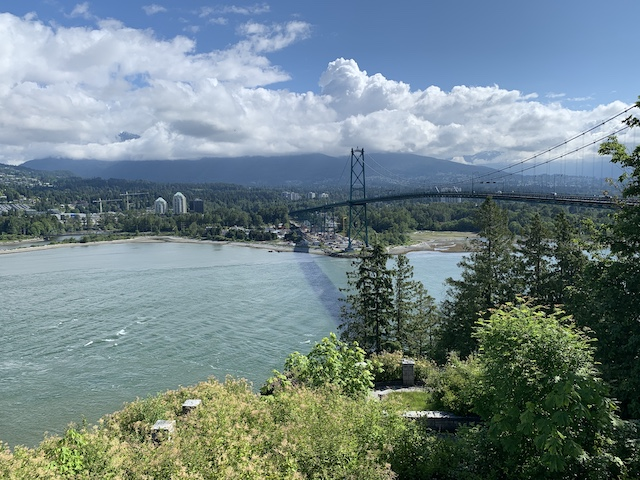 Prospect Point View