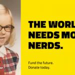 The World Needs More Nerds Science World Fundraiser