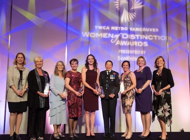 2019 YWCA Women of Distinction Winners
