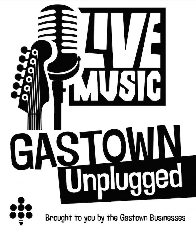 Gastown Unplugged Poster 2020