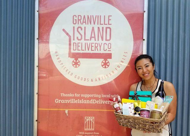Granville Island Delivery Co
