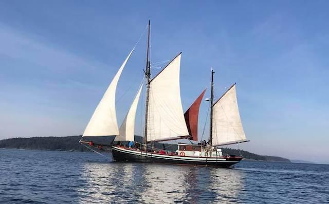Providence 1903 Sailing