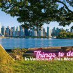 Vancouver This Weekend - Summer