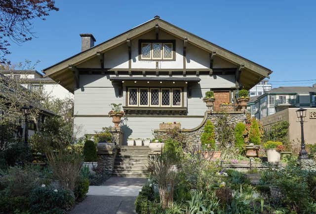 Vancouver Heritage House Tour Online