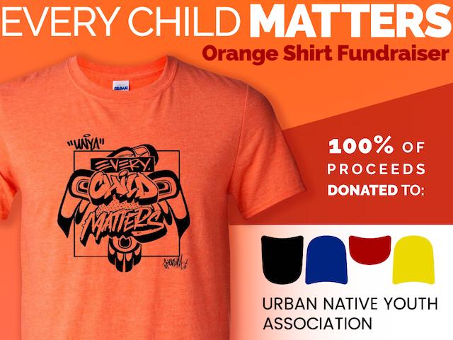 UNYA Orange Shirt Day 2021