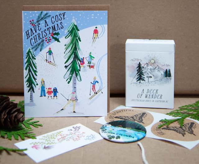 Anja Jane Holiday Box