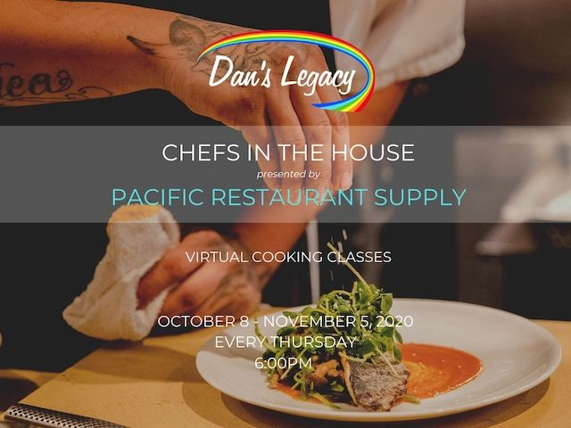 Chefs in the House for Dan's Legacy BC
