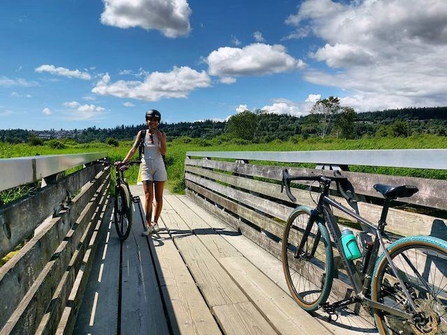 Coquitlam Bike or Hike