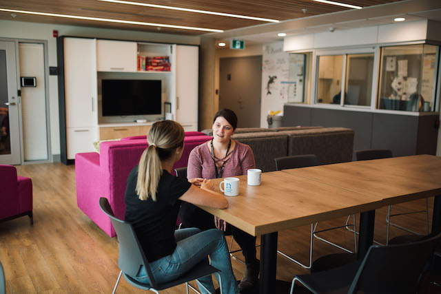Covenant House catch up
