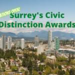 Surrey Civic Distinction Awards