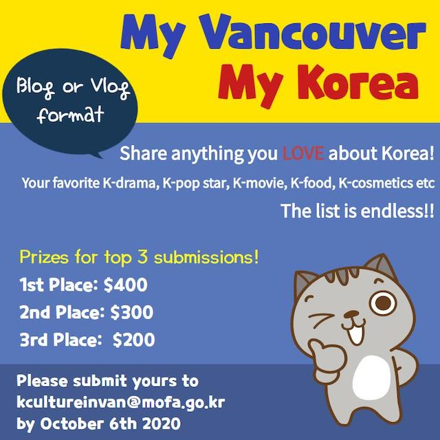 Virtual Korean Culture Week