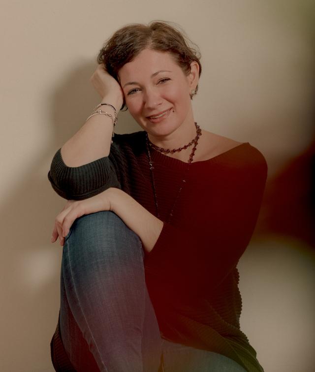 Aurore Plavis, Founder of Recreative Apparel. Photo by Jennilee Marigomen.