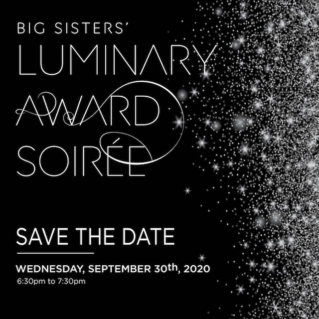 Big Sisters Luminary Soiree 2020