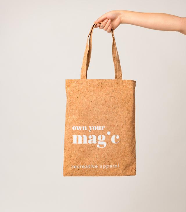 recreative apparel own your magic tote